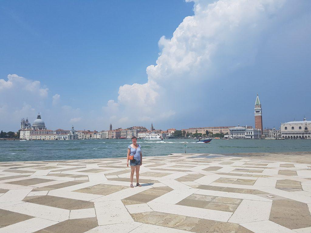 Vacances en famille à Venise