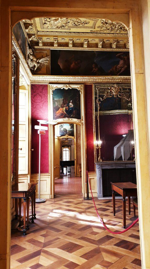 Visite du Palazzo Barolo Turin