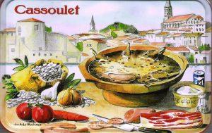 cassoulet plat français