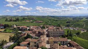 panorama de la tour de Barbaresco
