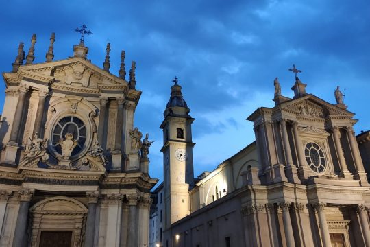 Turin la cité magique