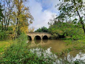 viaduc riviere boulogne en vendée