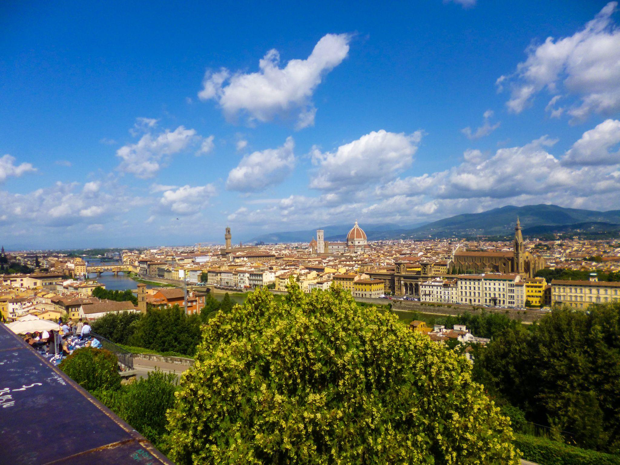 Roadtrip en Italie – Florence