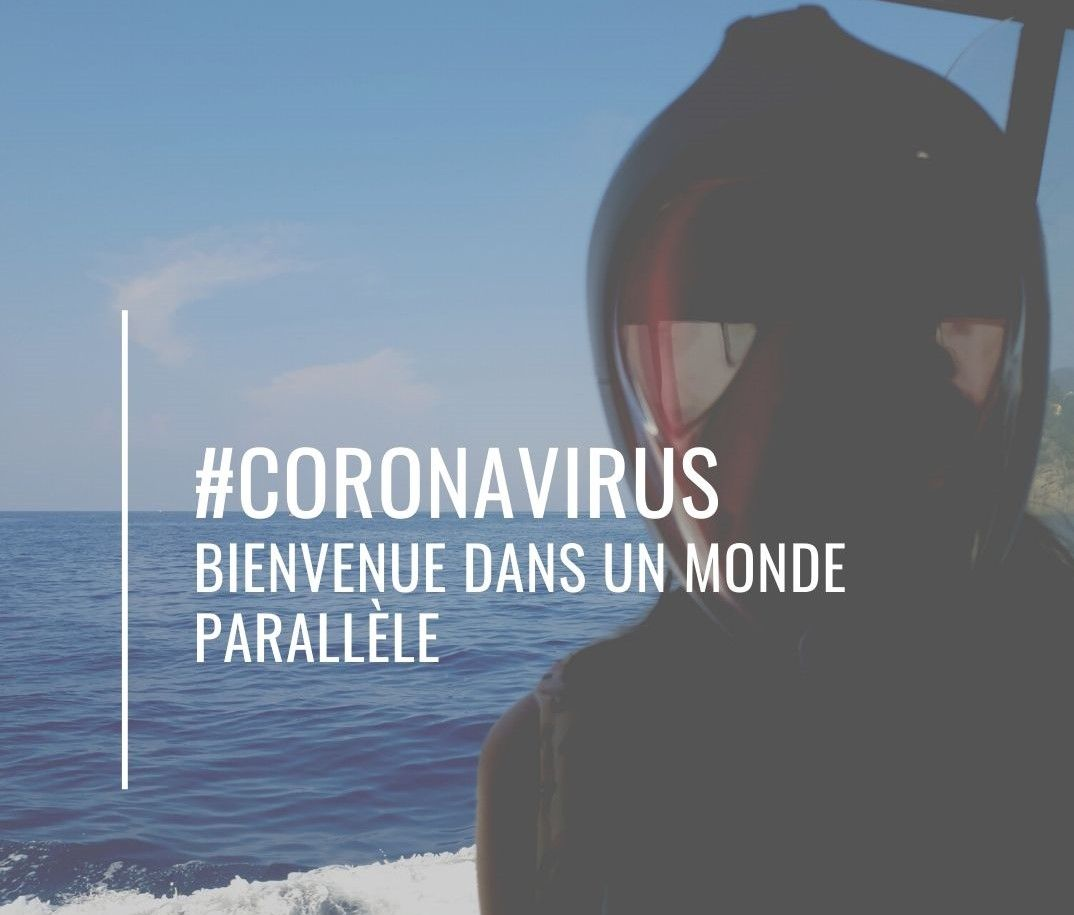 Coronovavirus en Italie, bienvenue dans un monde parallèle