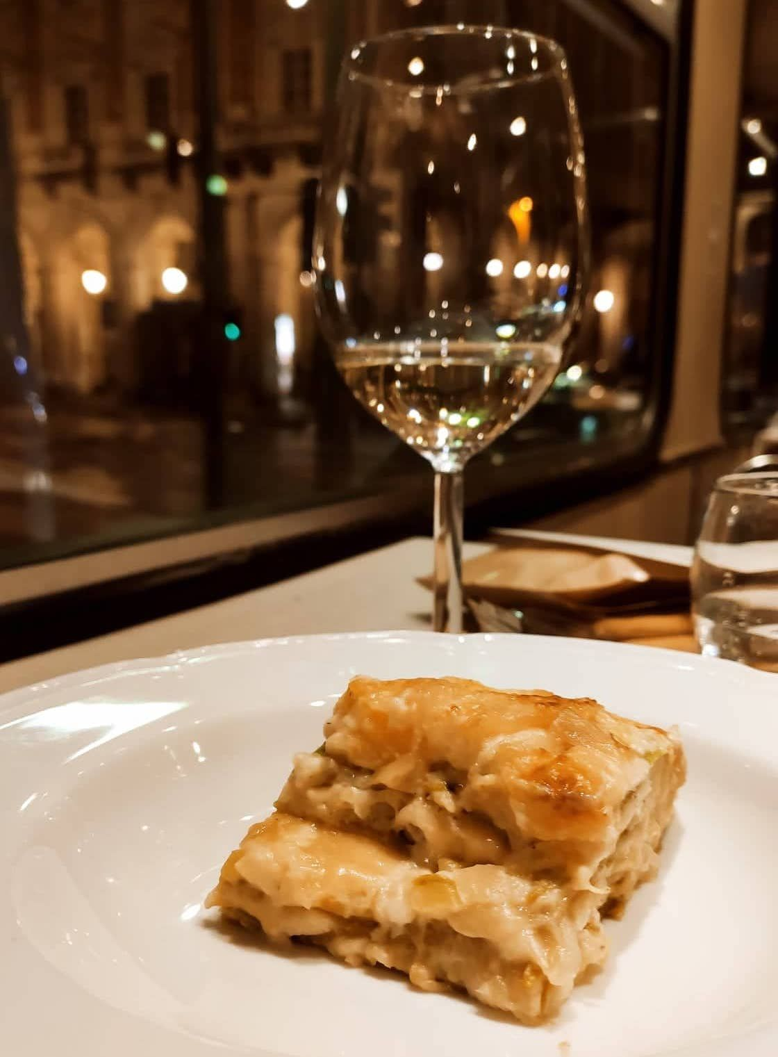 Expérience à Turin : dîner à bord d'un tram